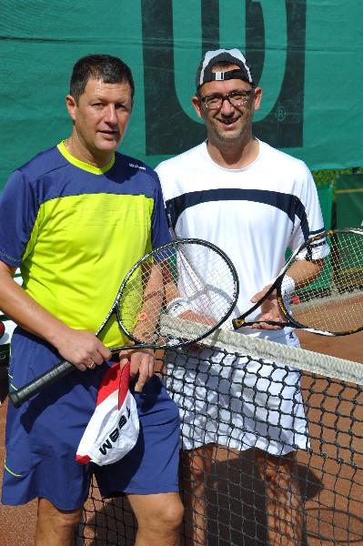 Finalisten Herren Masters