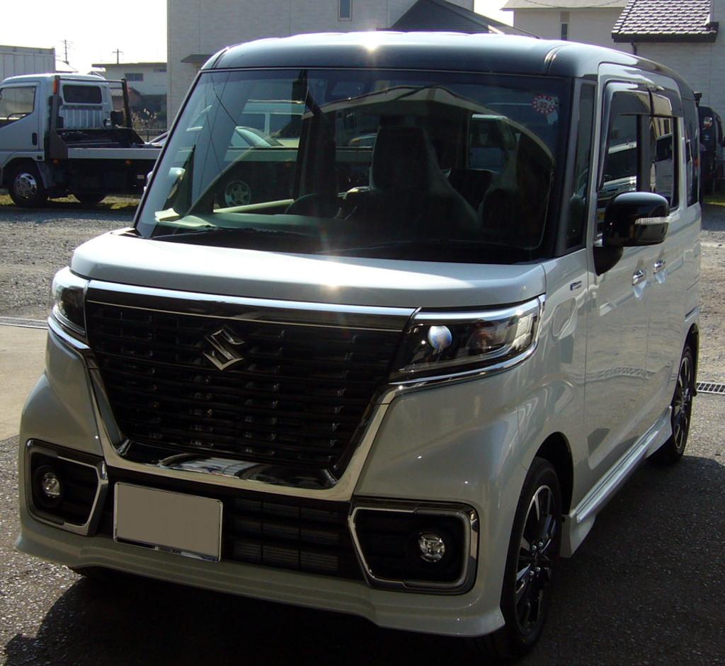 スペーシア・カスタム_MK53S_H31_新車