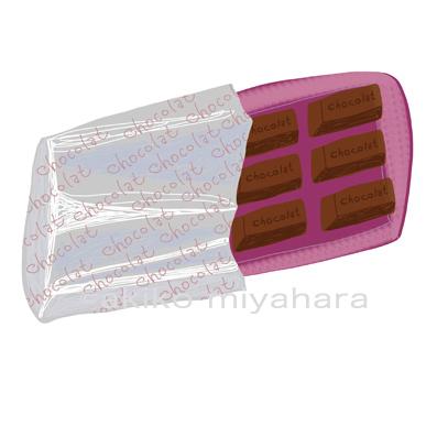 たべもの/チョコレート