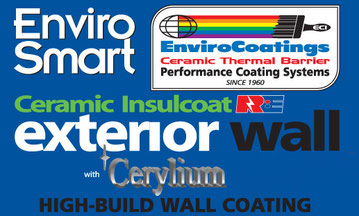 EnviroCoatings Ceramic InsulCoat Wall is Approved for Use with PACE Programs across the Country