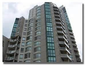 EnviroCoatings Ceramic InsulCoat Wall was applied over a Decade Ago on The Pipeline Residential Tower in Coquitlam British Columbia, Canada