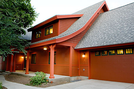 Ceramic InsulCoat Wall - Advanced Composite Siding - Provo, Utah