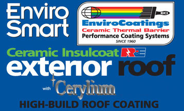 EnviroCoatings Ceramic InsulCoat Roof is Approved for Use with a growing list of PACE Programs across the country