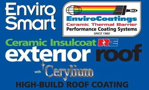 EnviroCoatings Ceramic InsulCoat Roof is Approved for Use with PACE Programs