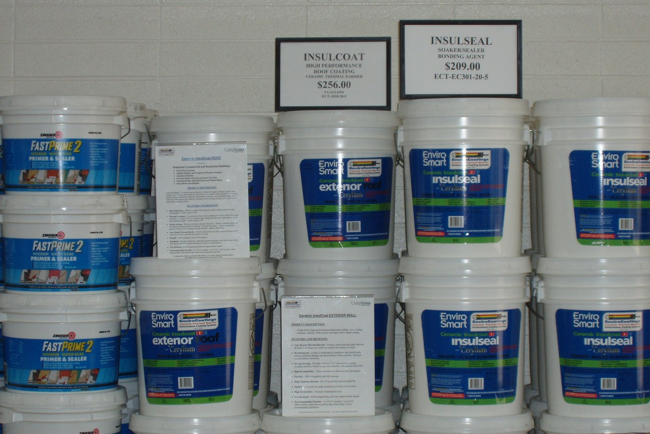 EnviroCoatings products are available Nationwide through Sherwin-Williams