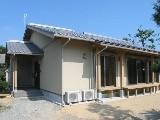 H邸(柳川)木造木造平家建