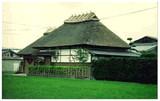 K邸(柳川)木造平家茅葺き
