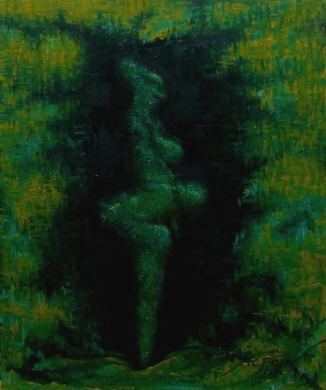 VENUS DE MONPANZIER- FRANCIA 46 X 55 cm