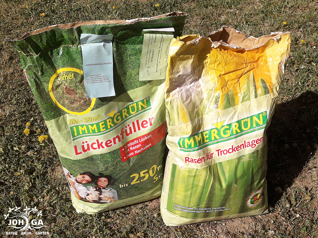 Zertifiziertes Saatgut