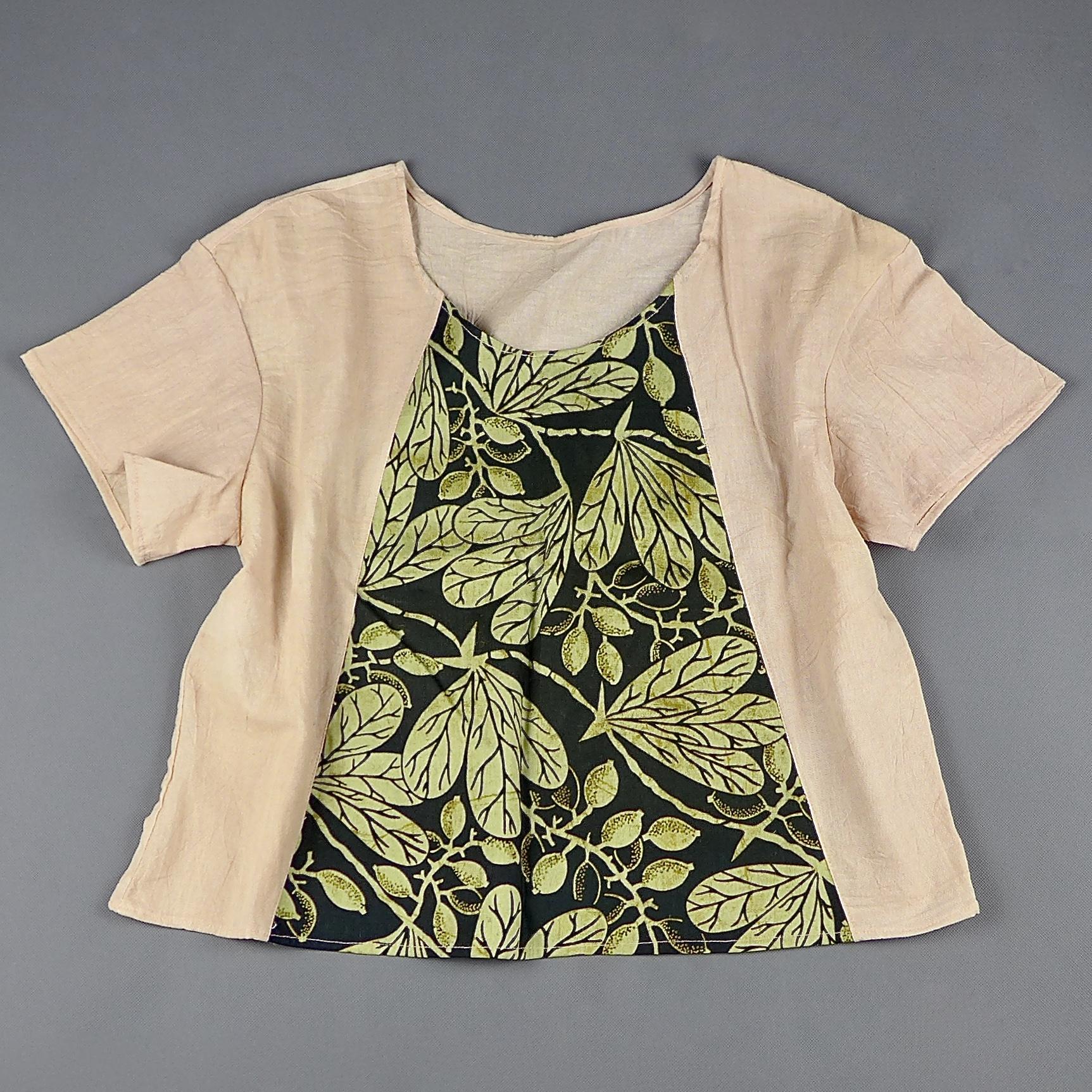 oversized shirt cotton