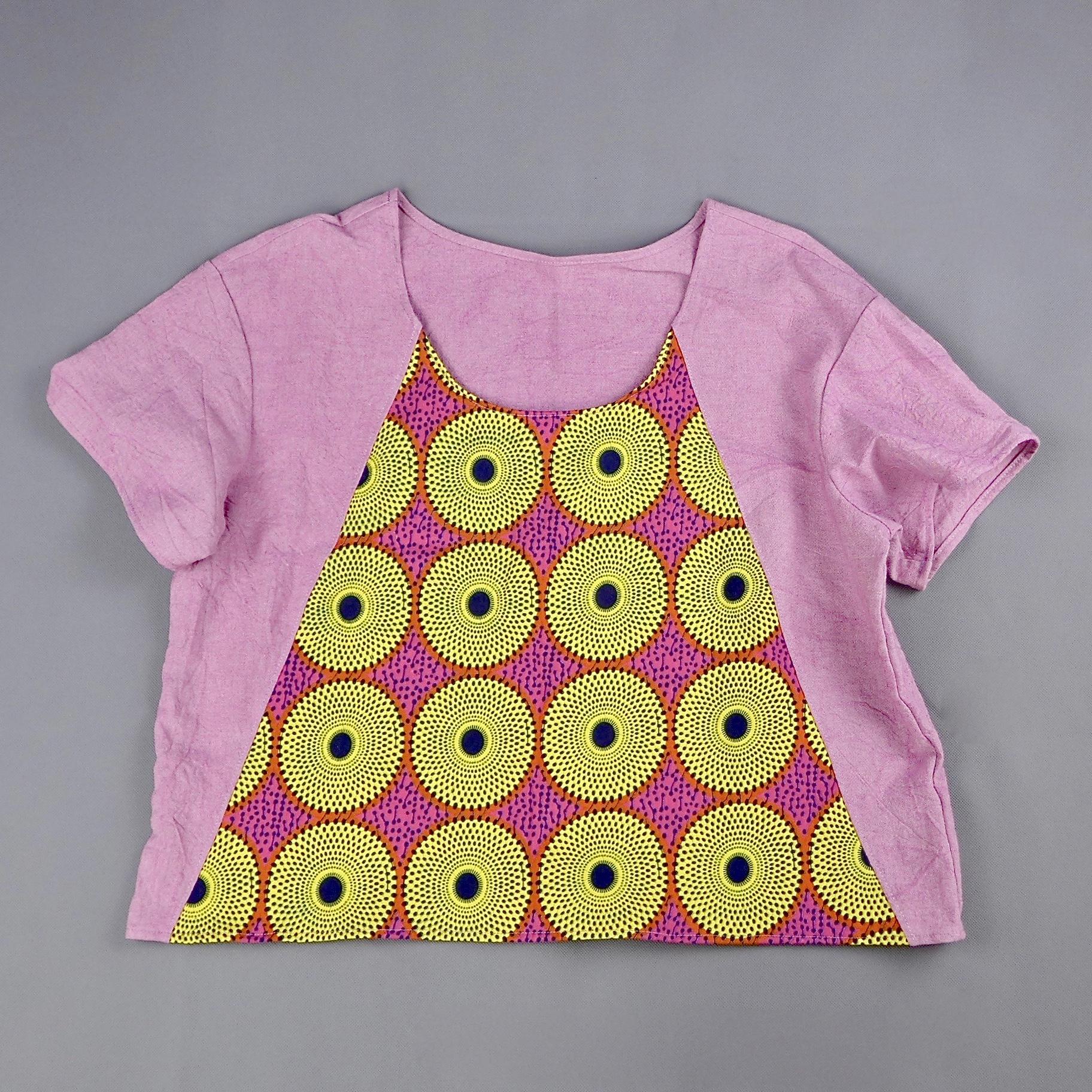 oversized shirt linen