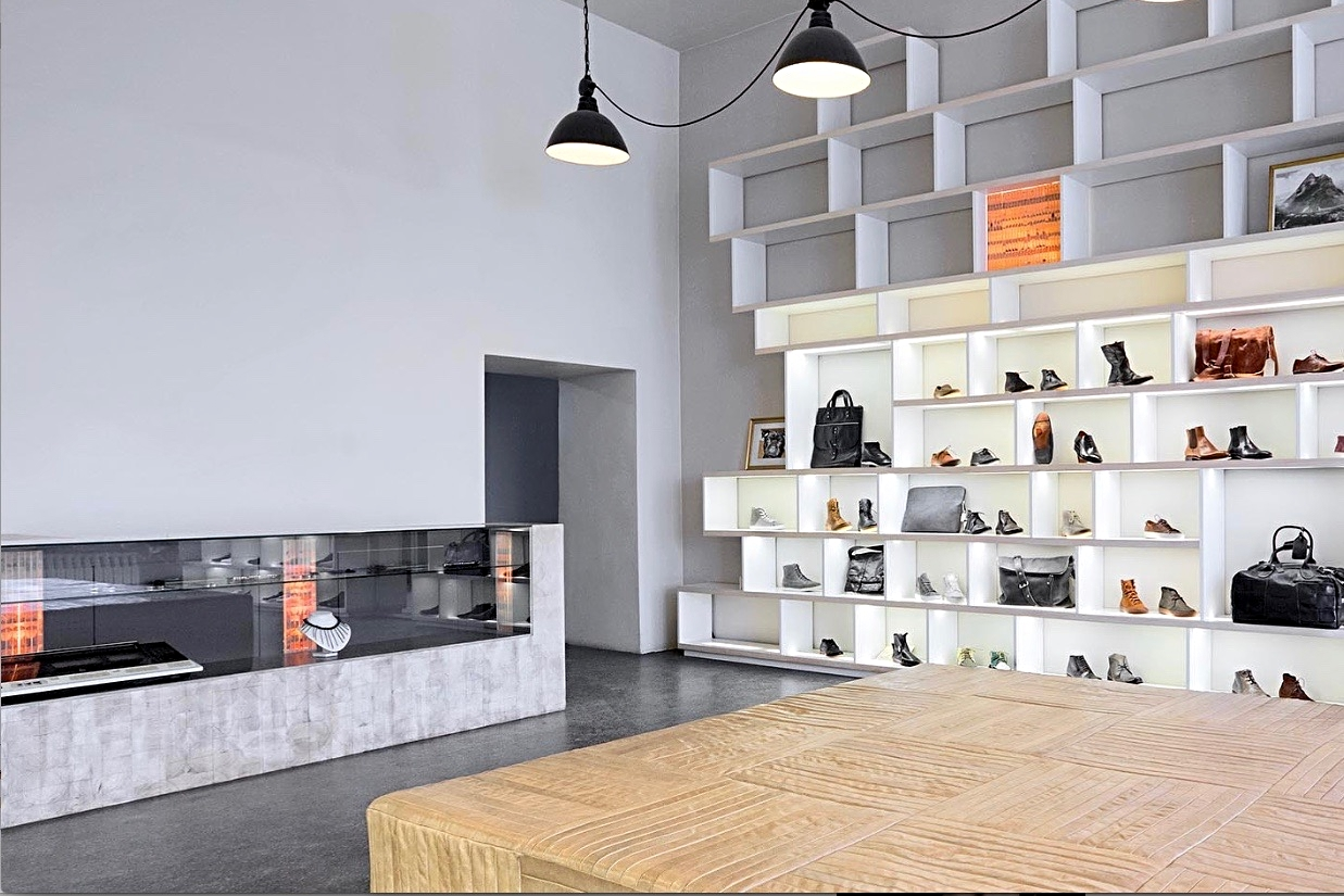 STORE & INTERIOR DESIGN composition is the key - whare.berlin ...