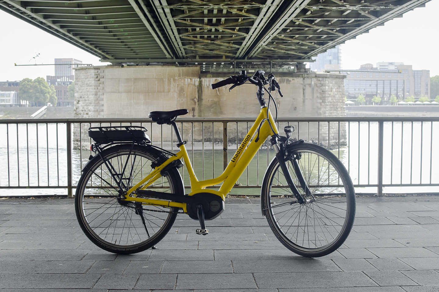 E-Bike of the Radstation Köln