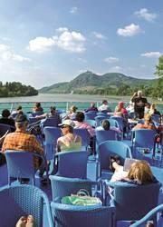 Kombi-Angebot: Mit Fahrrad & Schiff ins Siebengebirge