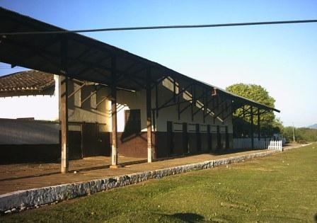 Die Alte Bahnstation von Villarrica