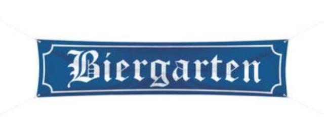 Spandoek Biergarten € 4,99