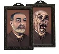 Foto holografisch Man € 1,50 25x38 cm