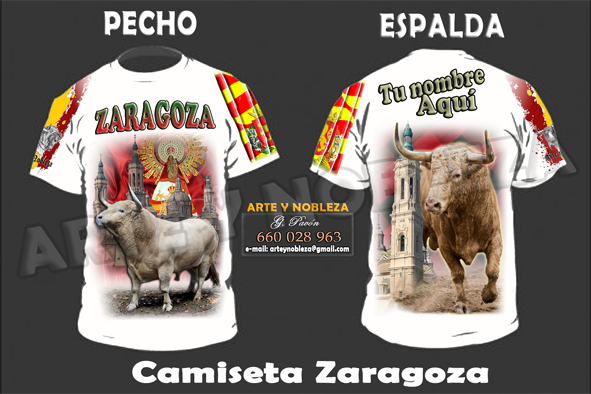 ".- Zaragoza ""arteynobleza.jimdo.com"""
