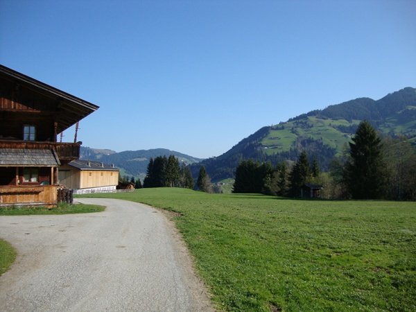 Der Kurs zum DFA der Klasse III fand im Frühjahr 2011 im herrlichen Wildschönautal in Österreich statt.