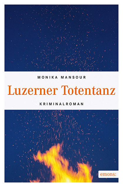 Luzerner Totentanz Monika Mansour Krimi Buch