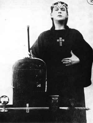 Aleister Crowley (Oct. 12, 1875 – Dec. 1, 1947)