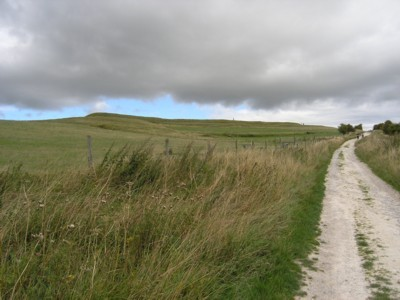 Uffington Castle & The Ridgeway