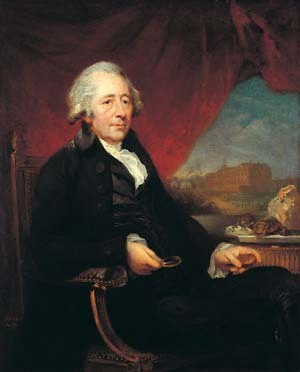 Matthew Boulton (1792) by Carl Frederik von Breda