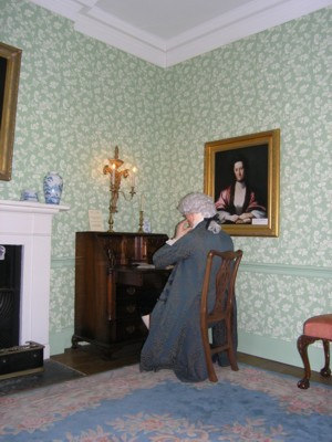 Erasmus Darwin House, The Parlour.