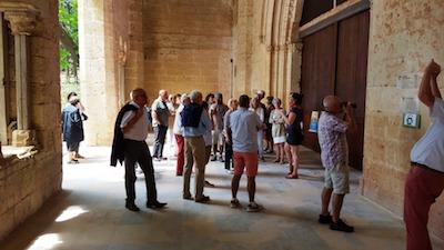 Abbaye de Valmagne (6 juin)