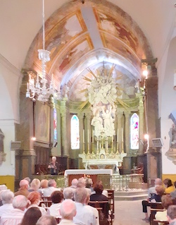 Saint-Gervais-sur-Mare le 18 sept.