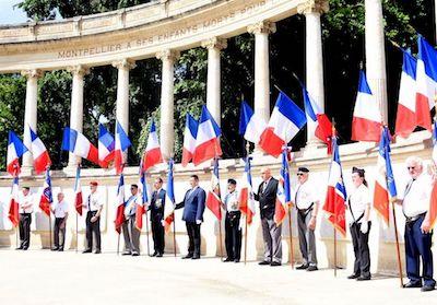 Hommage aux morts en Indochine (8 juin)