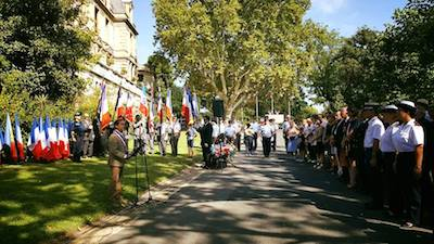 Libération de Béziers (22 août)