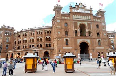 Madrid (12-17 mai)