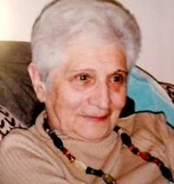 Suzy BONNET, ancienne membre de l'ANOCR 34-12-48, décédée le 6 aout 2021 à 93 ans anocr34.fr