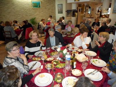 Repas des Dames (12 mars)