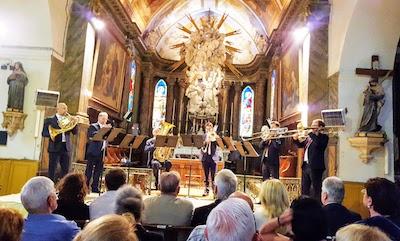St Gervais sur Mare (10 juin)