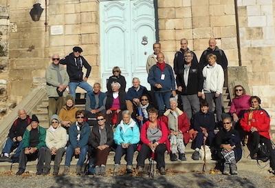 Marche de Prades-le-Lez (8 nov.)