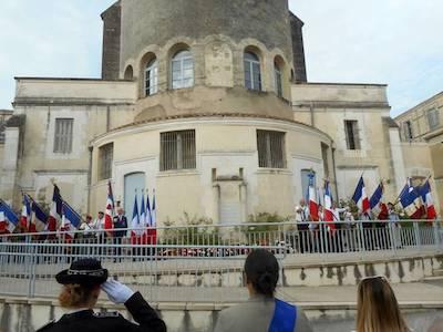Libération de Montpellier (27 août)