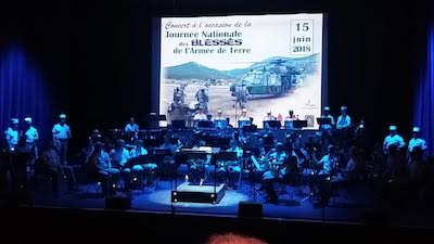 Concert Légion étrangère (15 juin)