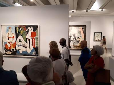 Expo Picasso le 5 septembre