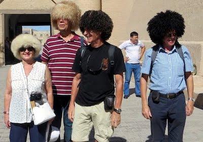 Voyage en Ouzbékistan (2-14 sept.)