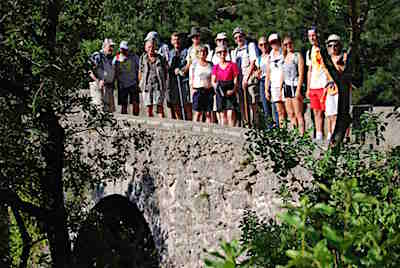 Rando de la caverne du Maure (27 juil.)