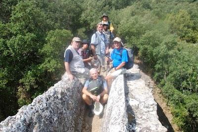 Rando aqueduc romain (23 août)