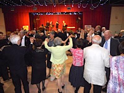 Soirée dansante (17 mars)