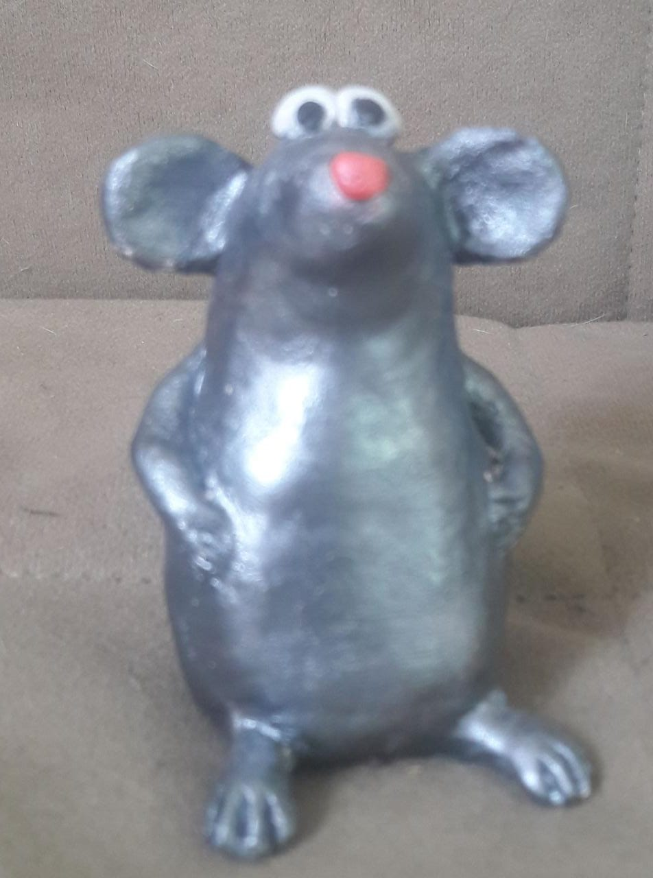 Юлия Ширяева. Мышь.