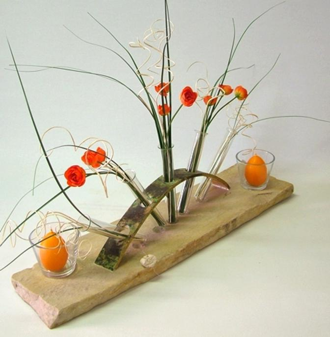 "Wohndeko ""Ambiente"" (Keramik, Naturstein, Glas)"