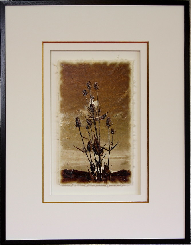"Artprint ""Distel"""
