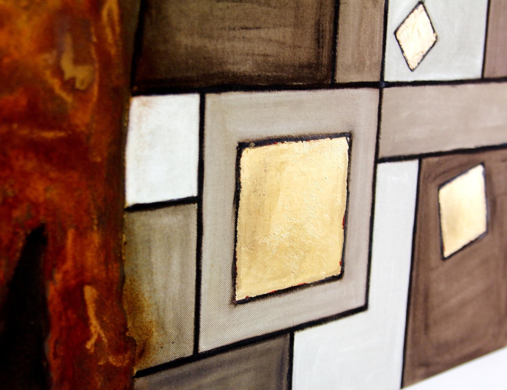 DIY, Malen mit Ölfarben