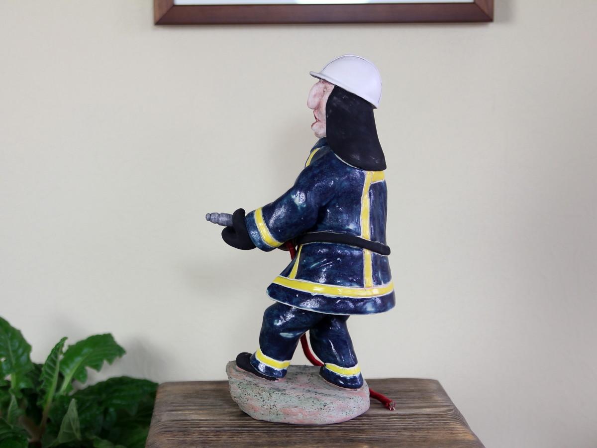 """Feuerwehrmann """"Horst"""""""