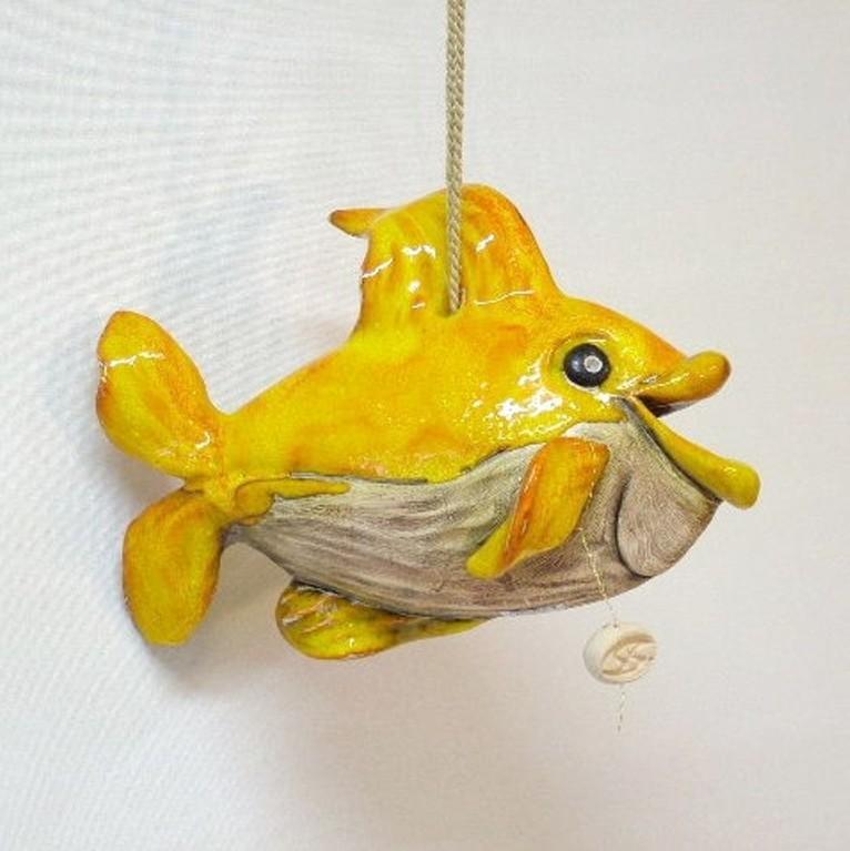 Keramikfisch